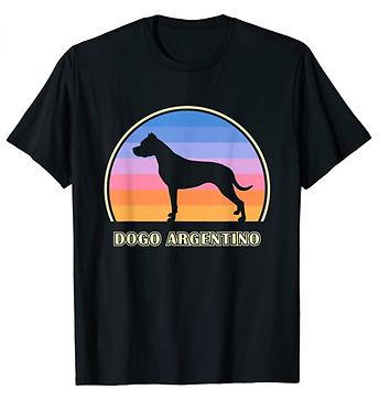 Dogo-Argentino-Vintage-Sunset-tshirt.jpg