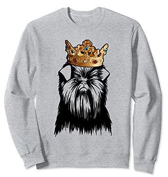 Affenpinscher-Crown-Portrait-Sweatshirt.
