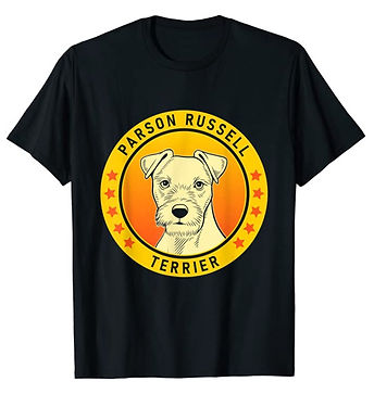 Parson-Russell-Terrier-Portrait-Yellow-t
