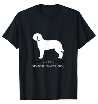 Spanish-Water-Dog-White-Stars-tshirt.jpg