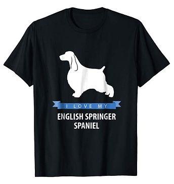 White-Love-tshirt-English-Springer-Spani