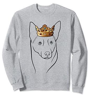 Australian-Kelpie-Crown-Portrait-Sweatsh