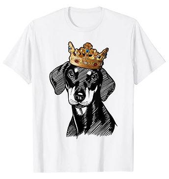 German-Pinscher-Crown-Portrait-tshirt.jp