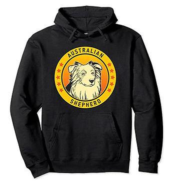 Australian-Shepherd-Portrait-Yellow-Hood