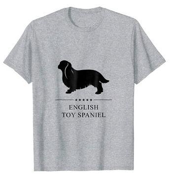 English-Toy-Spaniel-Black-Stars-tshirt.j
