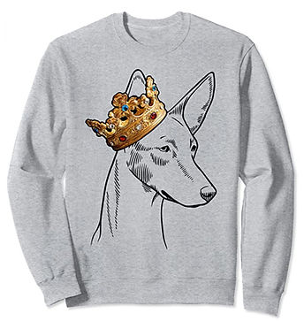 Ibizan-Hound-Crown-Portrait-Sweatshirt.j