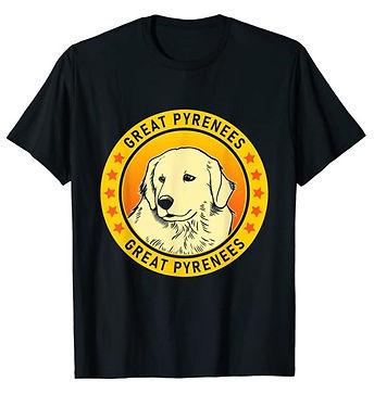 Great-Pyrenees-Portrait-Yellow-tshirt.jp