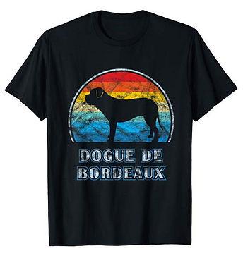 Vintage-Design-tshirt-Dogue-de-Bordeaux.