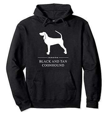 Black-and-Tan-Coonhound-White-Stars-Hood