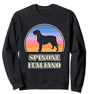Vintage-Sunset-Sweatshirt-Spinone-Italia