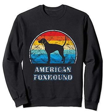 Vintage-Design-Sweatshirt-American-Foxho
