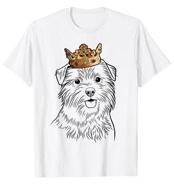 Norfolk-Terrier-Crown-Portrait-tshirt.jp