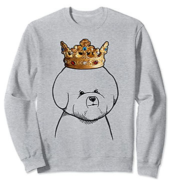 Bichon-Frise-Crown-Portrait-Sweatshirt.j