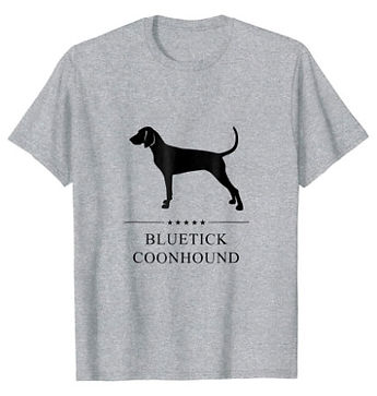 Bluetick-Coonhound-Black-Stars-tshirt.jp
