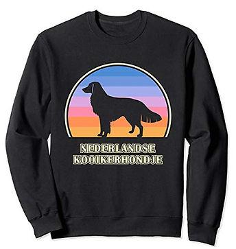 Vintage-Sunset-Sweatshirt-Nederlandse-Ko