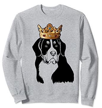 Bernese-Mountain-Dog-Crown-Portrait-Swea