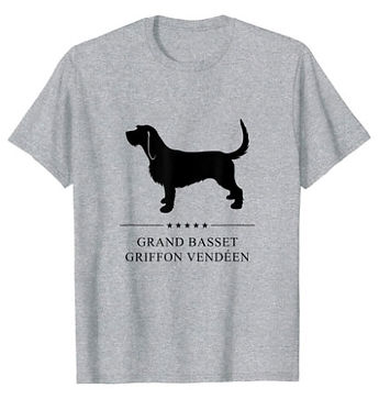 Grand-Basset-Griffon-Vendeen-Black-Stars