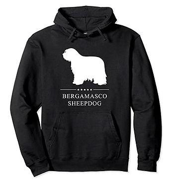 Bergamasco-Sheepdog-White-Stars-Hoodie.j