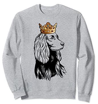 Boykin-Spaniel-Crown-Portrait-Sweatshirt