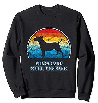 Vintage-Design-Sweatshirt-Miniature-Bull