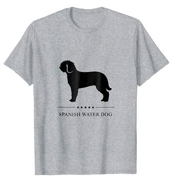 Spanish-Water-Dog-Black-Stars-tshirt.jpg