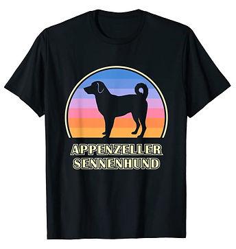Appenzeller-Sennenhund-Vintage-Sunset-ts