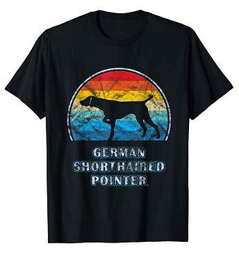 Vintage-Design-tshirt-German-Shorthaired