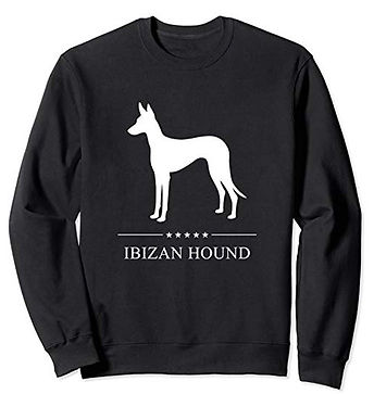 White-Stars-Sweatshirt-Ibizan-Hound.jpg