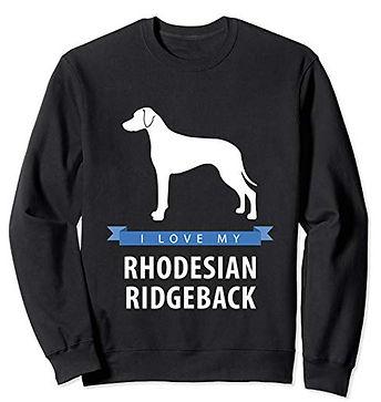 White-Love-sweatshirt-Rhodesian-Ridgebac