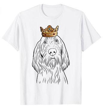 Spinone-Italiano-Crown-Portrait-tshirt.j