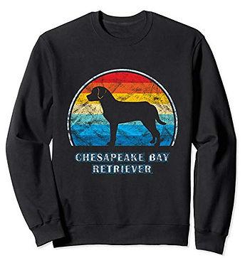 Vintage-Design-Sweatshirt-Chesapeake-Bay