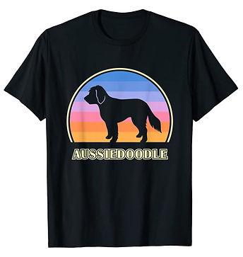 Aussiedoodle-Vintage-Sunset-tshirt.jpg