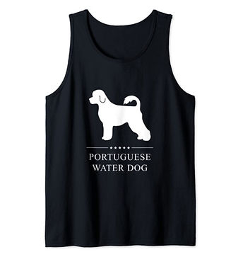 Portuguese-Water-Dog-White-Stars-Tank.jp