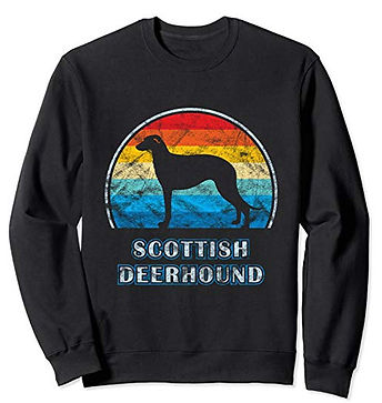 Vintage-Design-Sweatshirt-Scottish-Deerh
