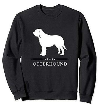 White-Stars-Sweatshirt-Otterhound.jpg