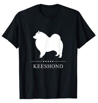 Keeshond-White-Stars-tshirt.jpg