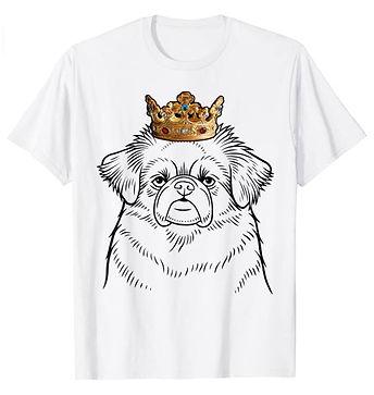 Tibetan-Spaniel-Crown-Portrait-tshirt.jp