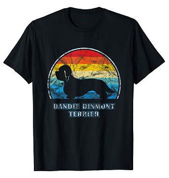 Vintage-Design-tshirt-Dandie-Dinmont-Ter
