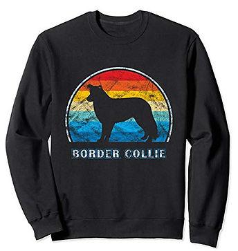 Vintage-Design-Sweatshirt-Border-Collie.