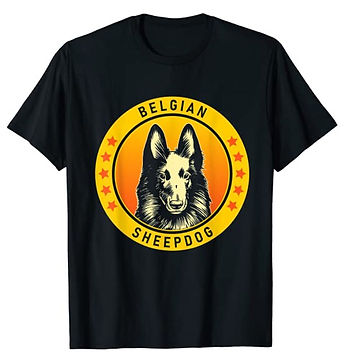 Belgian-Sheepdog-Portrait-Yellow-tshirt.
