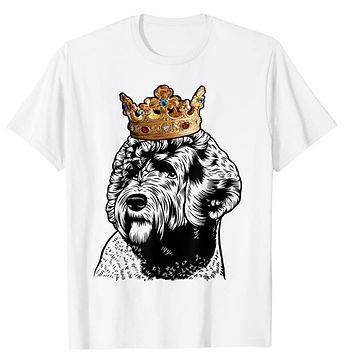 Portuguese-Water-Dog-Crown-Portrait-tshi