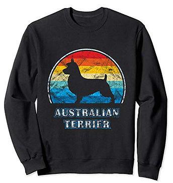 Vintage-Design-Sweatshirt-Australian-Ter