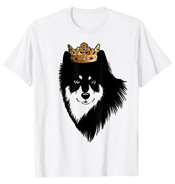Finnish-Lapphund-Crown-Portrait-tshirt.j