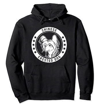 Chinese-Crested-Dog-Portrait-BW-Hoodie.j