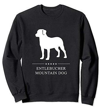 White-Stars-Sweatshirt-Entlebucher-Mount