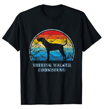 Vintage-Design-tshirt-Treeing-Walker-Coo