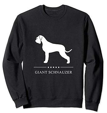 White-Stars-Sweatshirt-Giant-Schnauzer.j