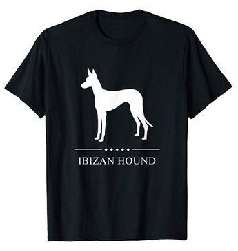 Ibizan-Hound-White-Stars-tshirt.jpg