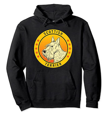 Scottish-Terrier-Portrait-Yellow-Hoodie.