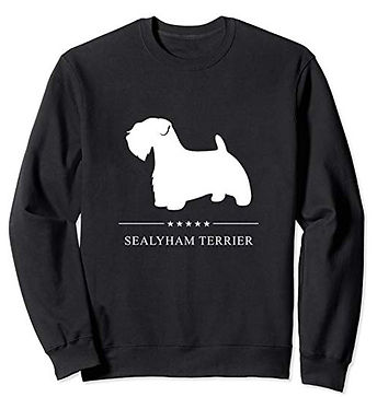 White-Stars-Sweatshirt-Sealyham-Terrier.
